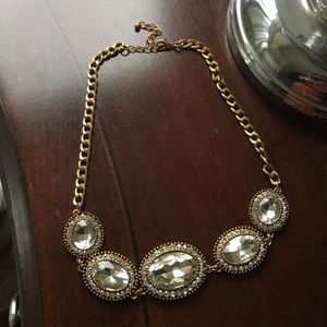 Gently Used Costume Jewelry Necklace